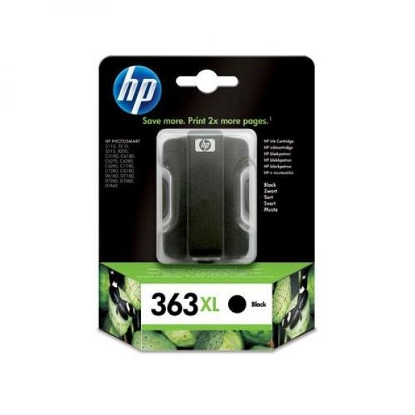 Cartus negru HP nr. 363 (C8719EE)