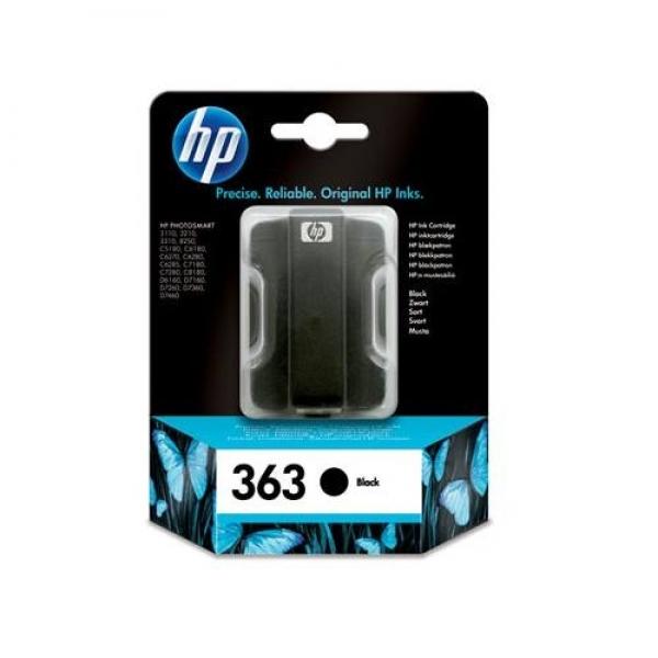 Cartus negru HP nr.363 C8721EE pt.AIO 3210