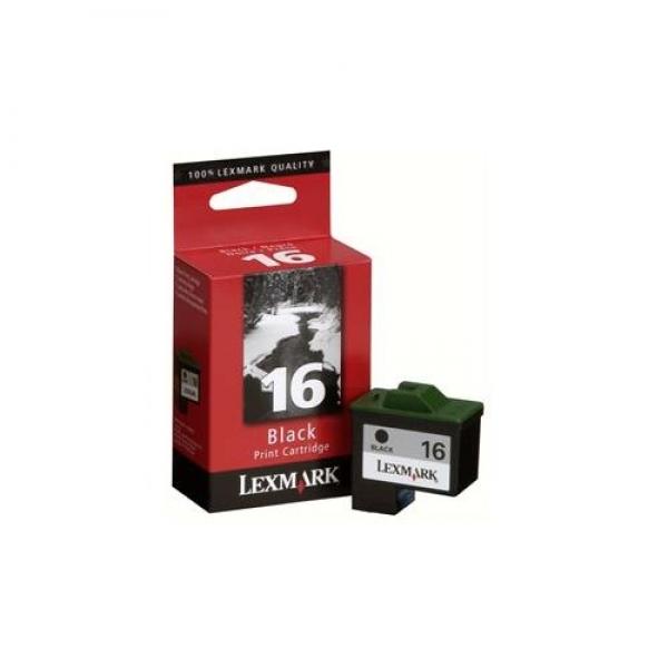 Cartus negru Lexmark nr.16 10N0016E pt.Z13/Z