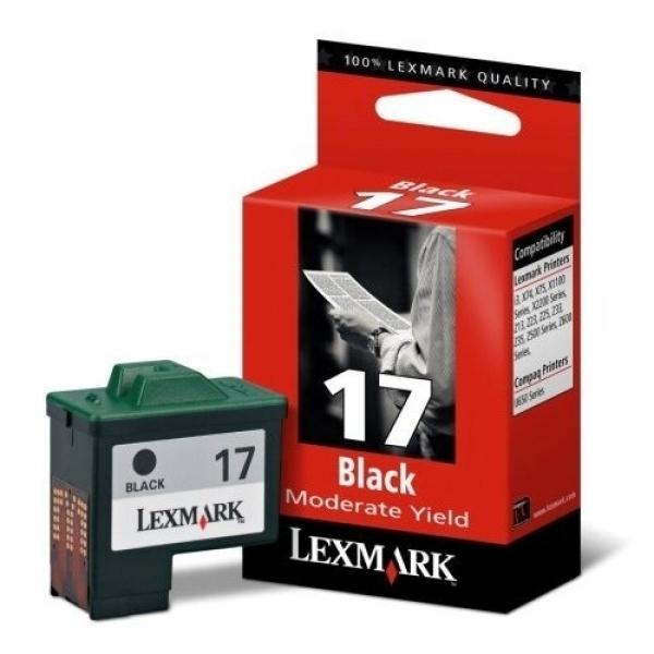 Cartus negru Lexmark nr.17 10N0217E pt.Z25/3