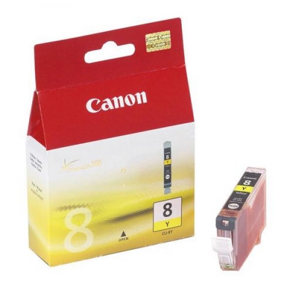 Cartus Yellow Canon pt.IP4200 490pg