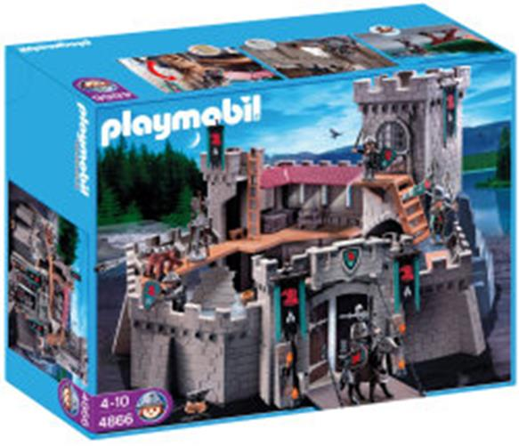Castelul cavalerilor vulturi