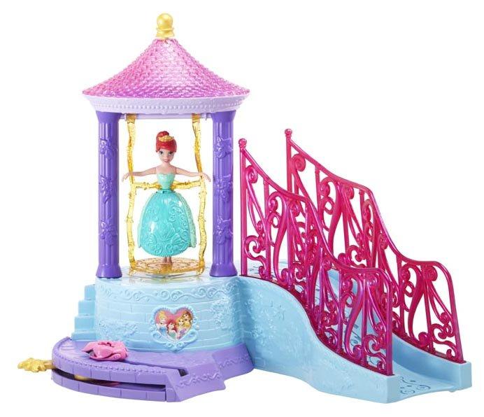 Castelul de apa al printesei,Disney