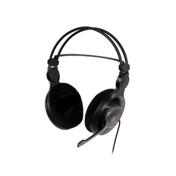 Casti A4Tech HS-100 Stereo Gaming Mic