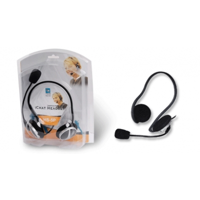 Casti A4Tech HS-5P microfon control