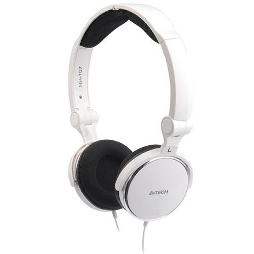 Casti A4TECH  Design pliabil, microfon,