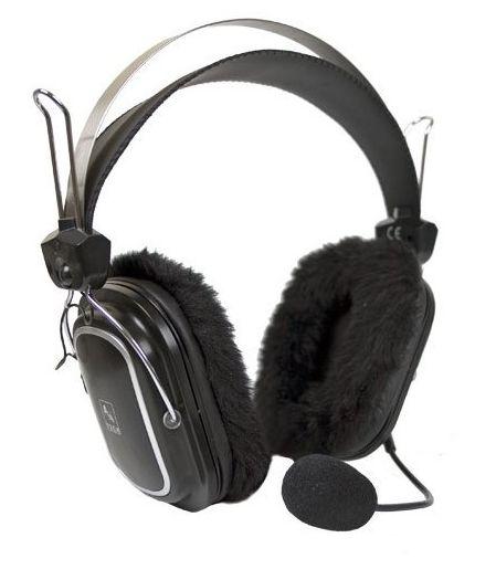Casti A4TECH  Stereo, microfon pe casca,