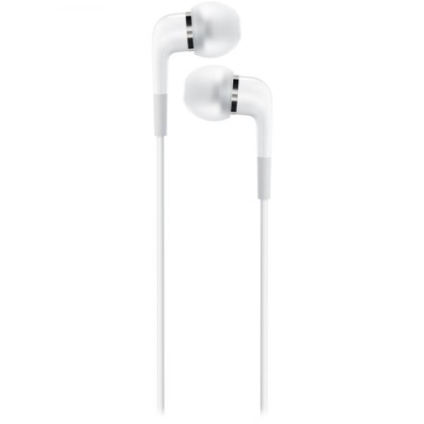 Casti Apple in-ear cu mic si telecomanda