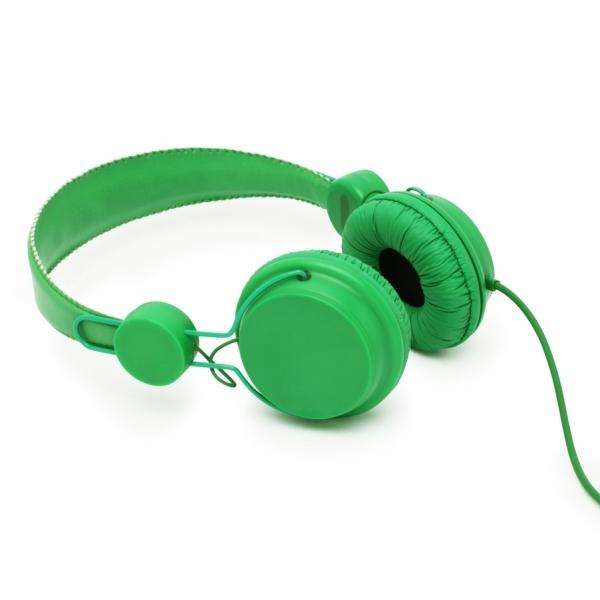 Casti Coloud Colors Green