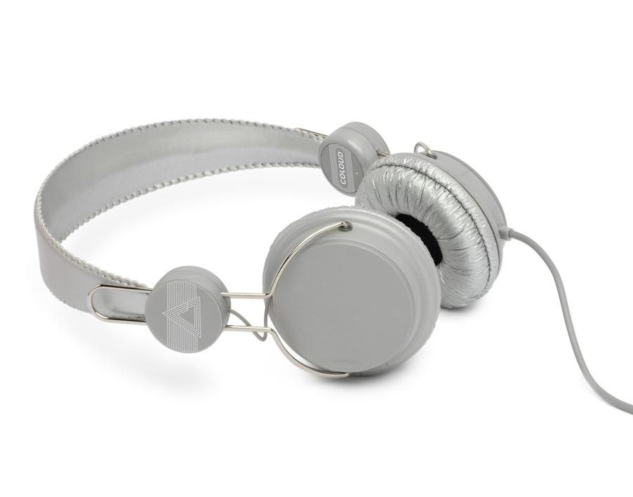Casti Coloud Colors Silver