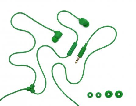 Casti Coloud InEar Colors Green
