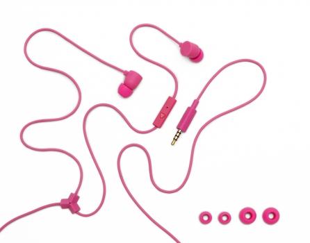 Casti Coloud InEar Colors Pink