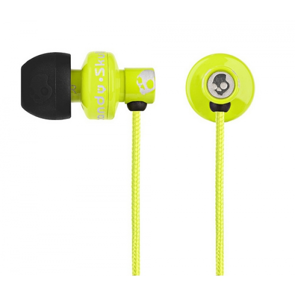 Casti Skull Candy FMJ Audiophile Green