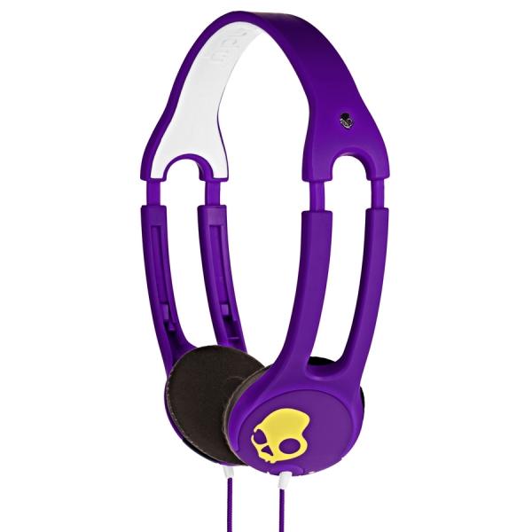 Casti Skull Candy Icon 2 Shoe Purple