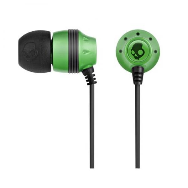 Casti Skull Candy Ink'D Green Black