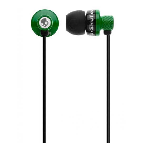 Casti Skull Candy Titan Green Black