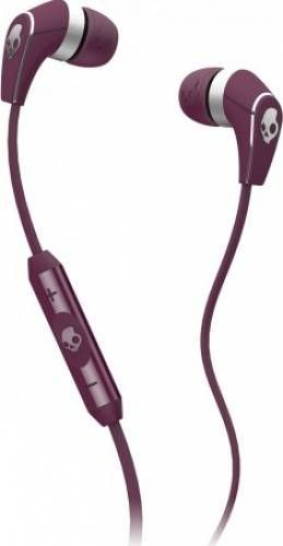 Casti Skullcandy 50/50 Plum / Chrome