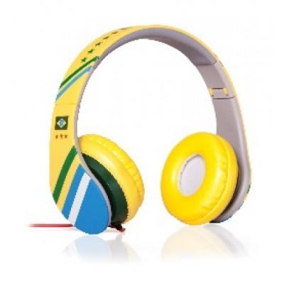 Casti stereo Serioux, Cupa mondiala 2014 Brazilia, editie Brazilia