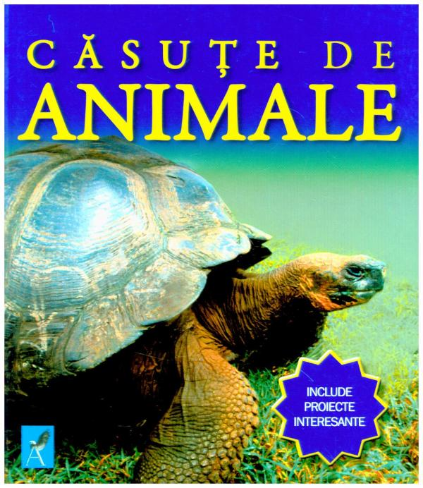 CASUTE DE ANIMALE