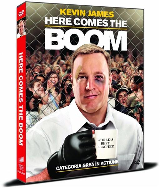 CATEGORIA GREA IN ACTIUNE-HERE COMES DVD