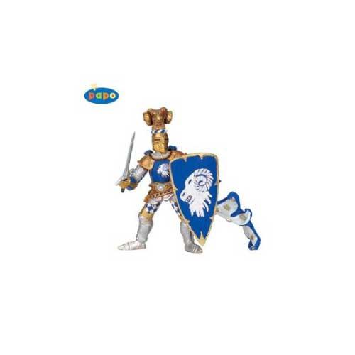 Cavalerul berbec albastru