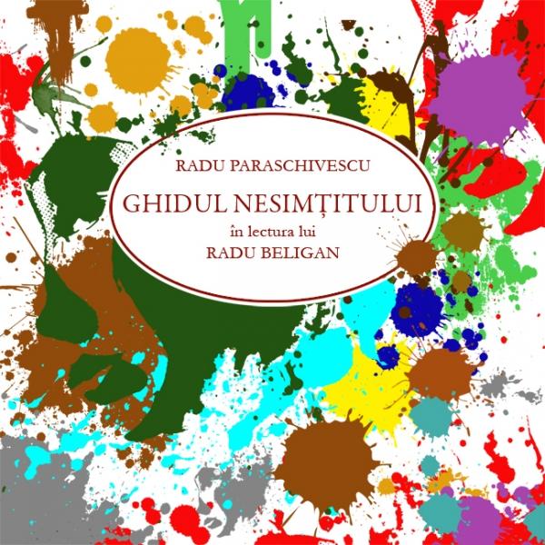 Cd Ghidul nesimtitului 2 - Radu Paraschivescu