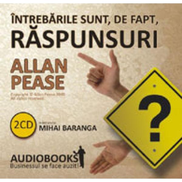CD INTREBARILE SUNT DE FAPT RASPUNSURI