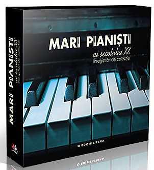 CD MARI PIANISTI AI SECOLULUI XX. PACHET 3 (VOL 13-18)