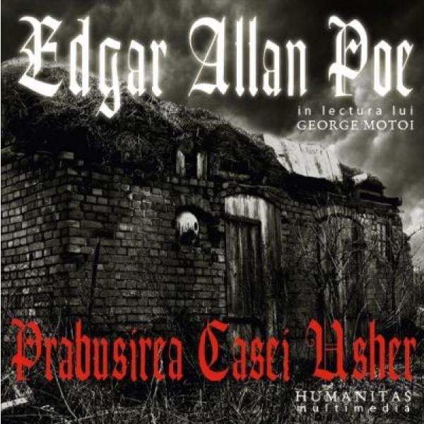 Prabusirea Casei Usher, Allan Edgar Poe