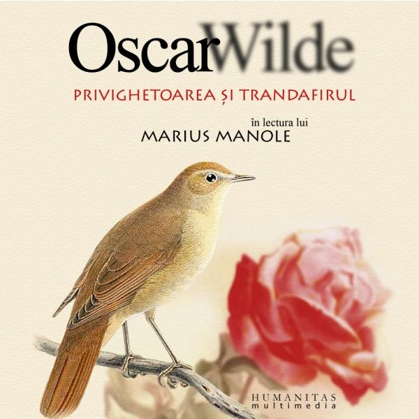 Cd Privighetoarea Si Trandafirul, Wilde Oscar