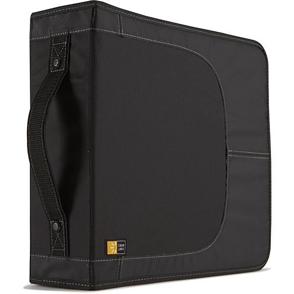 CD Wallet Nylon Case Logic 208 + 16