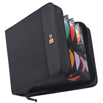 CD Wallet Nylon Case Logic 320 + 16