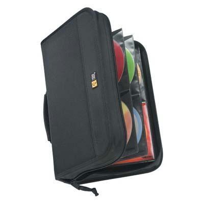 CD Wallet Nylon Case Logic 92 + 8