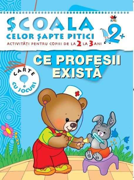 CE PROFESII EXISTA 2-3 ANI