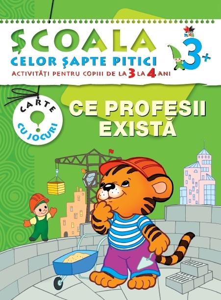 CE PROFESII EXISTA 3-4 ANI