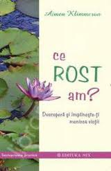 CE ROST AM? .