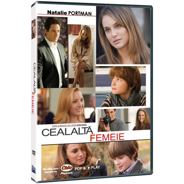 CEALALATA FEMEIE - LOVE AND OTHER IMPOSSIBLE PURSUITS
