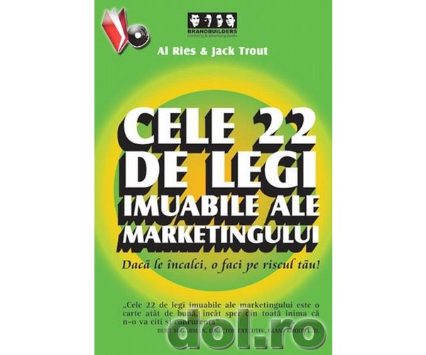 CELE 22 LEGI ALE MARKETINGULUI
