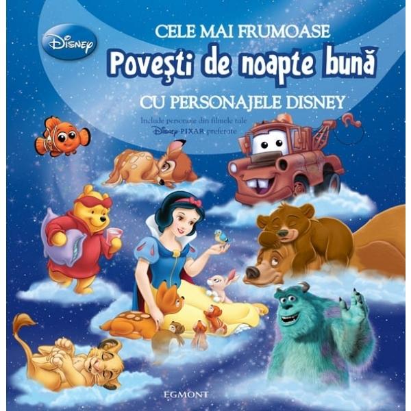 Cele mai frumoase povesti de noapte buna cu personajele Disney, ***