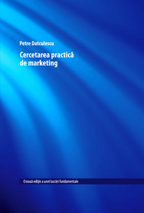 CERCETAREA PRACTICA DE MARKETING