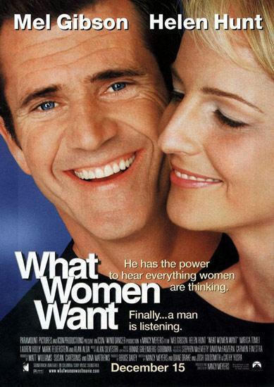 CE-SI DORESC FEMEILE WHAT WOMEN WANT