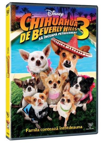 CHIHUAHUA DE BEVERLY HILLS 3: SA INCEAPA