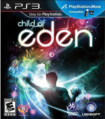 CHILD OF EDEN (COMPATIBIL PS MOVE) - PS3