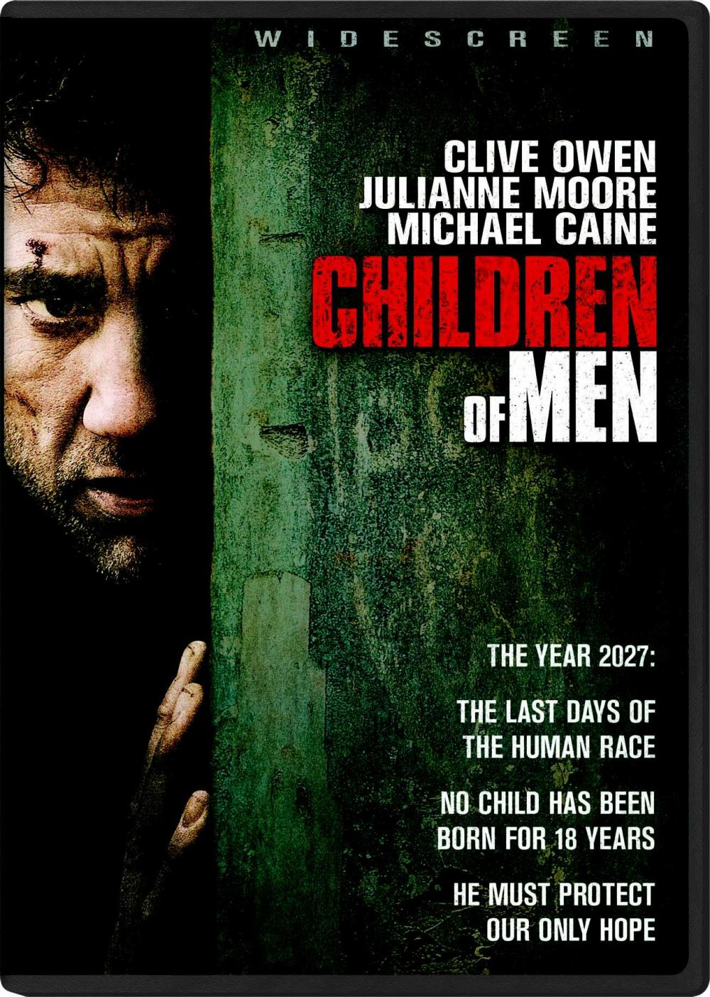 CHILDREN OF MEN - COPIII TATALUI
