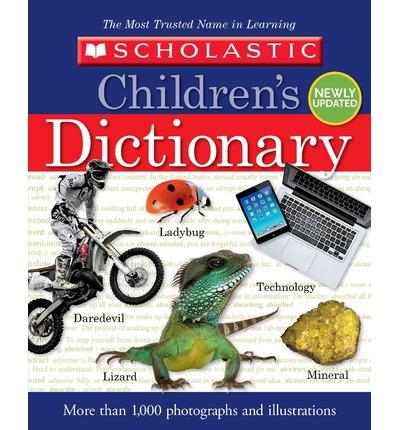 CHILDREN\'S DICTIONARY