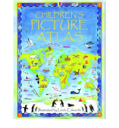 CHILDREN\'S PICTURE ATLAS