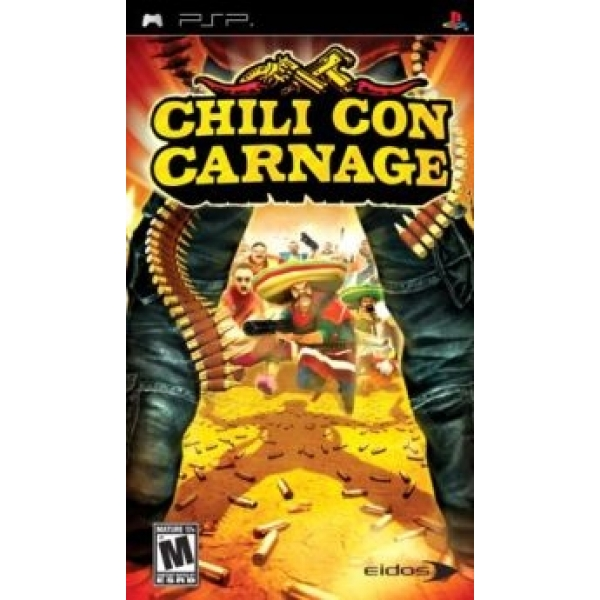 CHILLI CON CARNAGE PSP