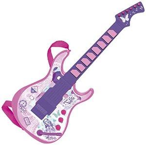 Chitara electronica,6 corzi,curea Violetta