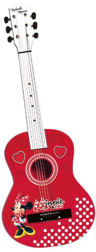 Chitara lemn 65 cm, Minnie