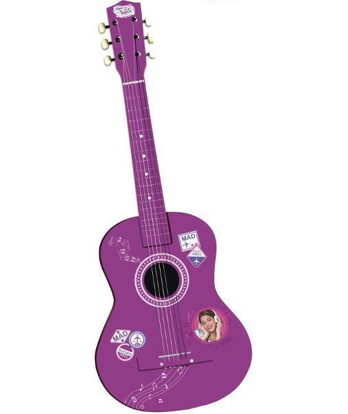 Chitara lemn 75 cm, Violetta
